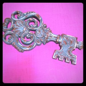 Other - Teal Key Wall decor